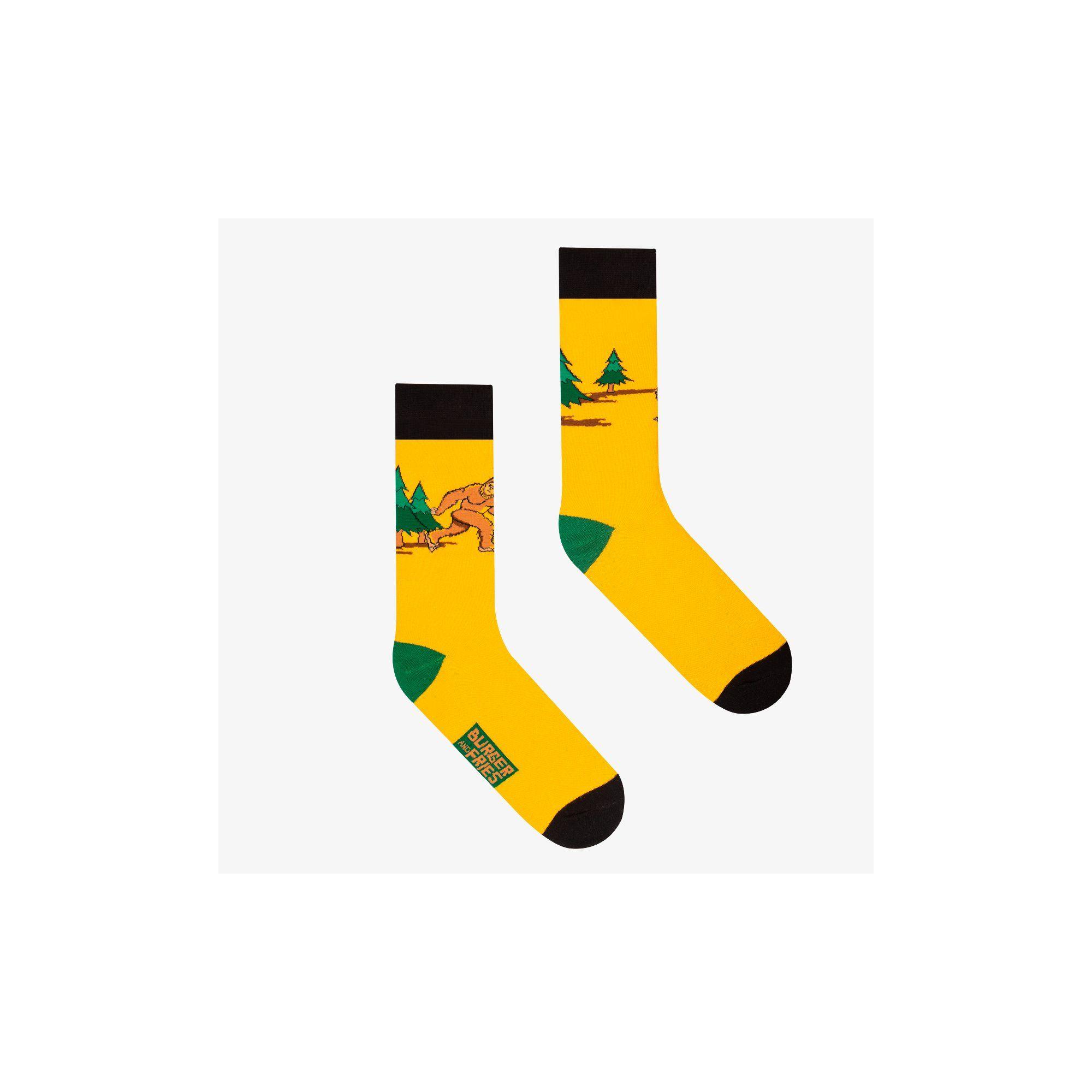 COUNTRY SOCKS AM I THE BIGFOOT
