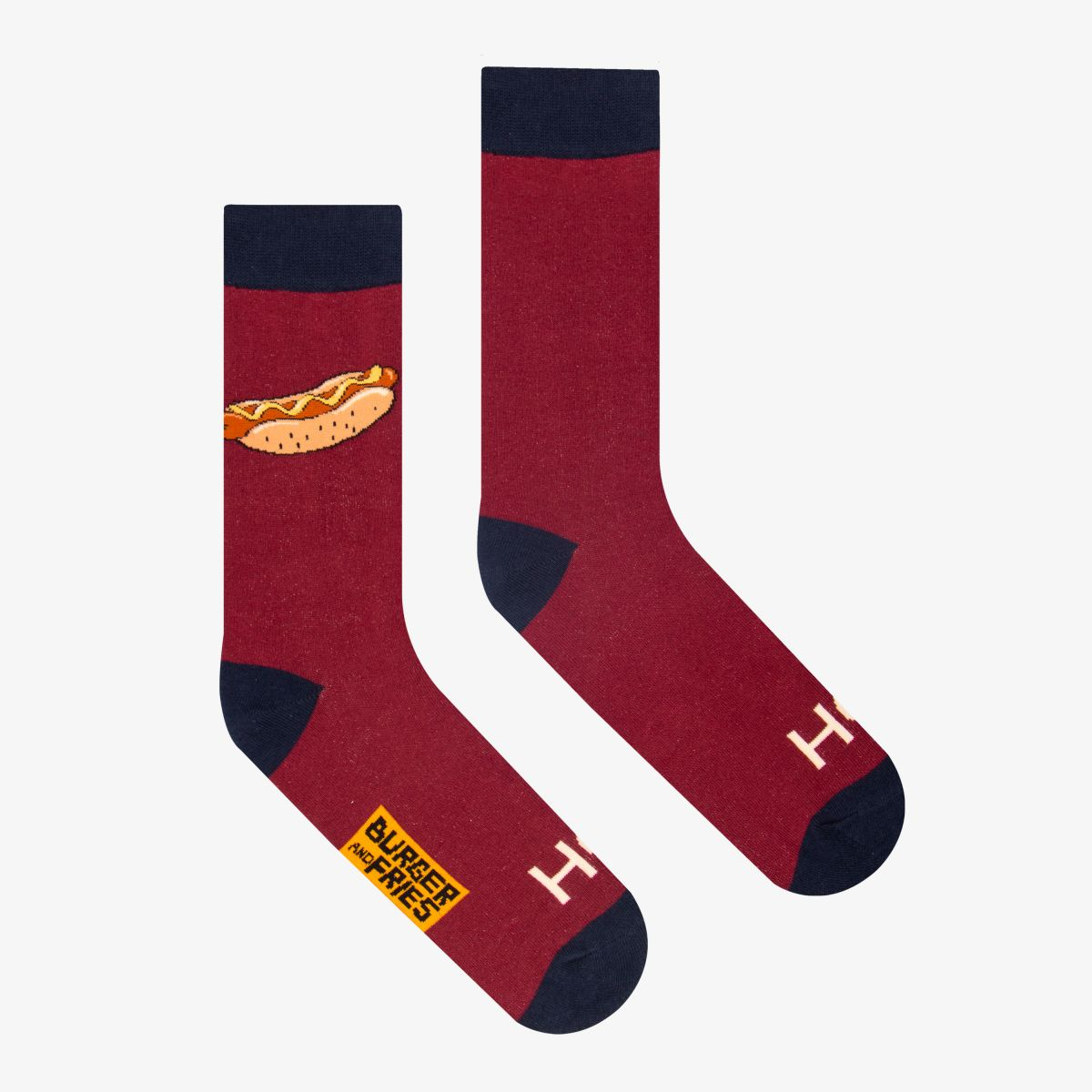 FOOD SOCKS I'M HOT