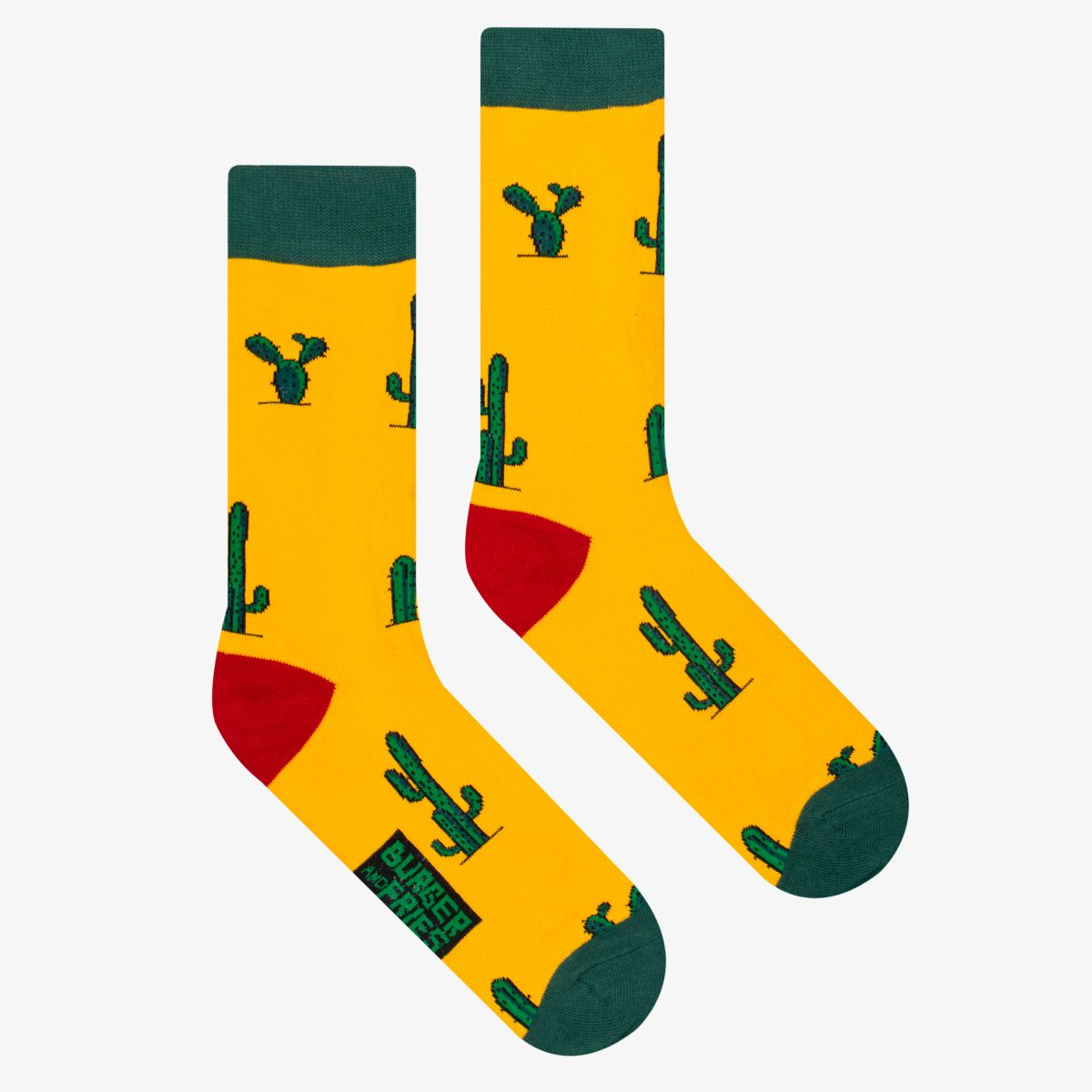 COUNTRY SOCKS MEXICAN CACTUS