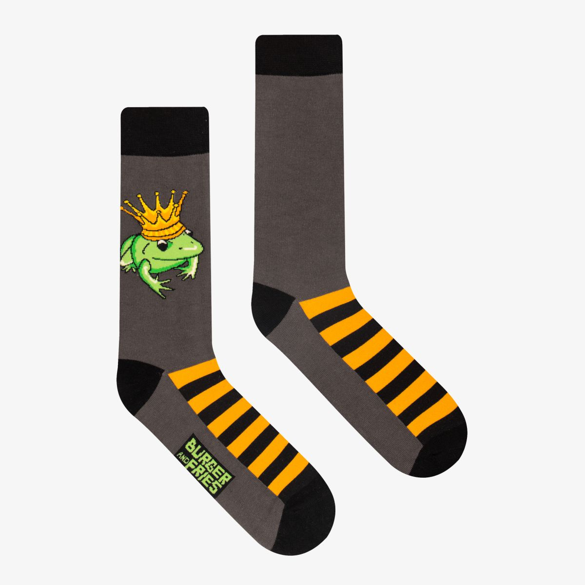 TALES SOCKS WHO IS THE KING ?