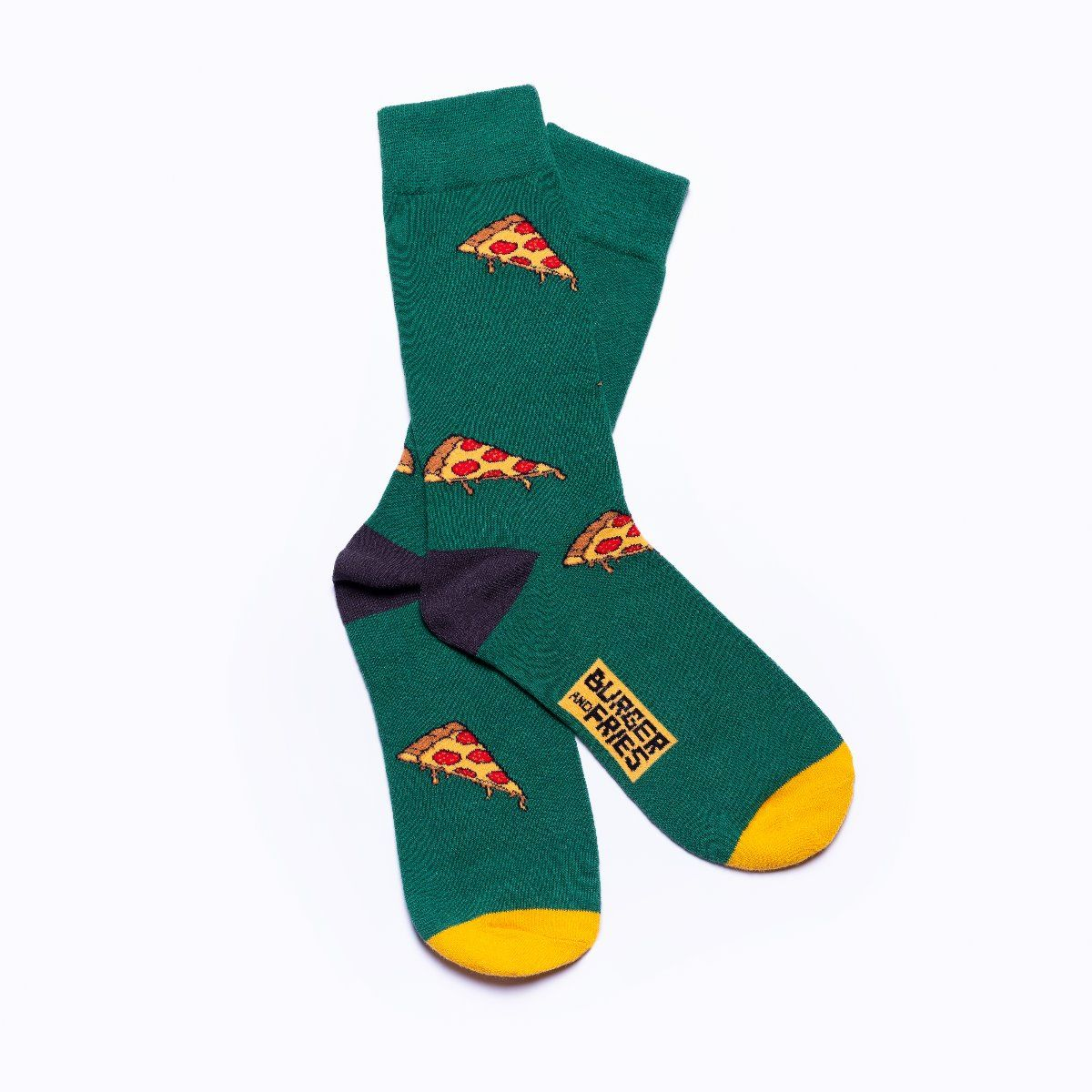 FOOD SOCKS SLICE MY PIZZA