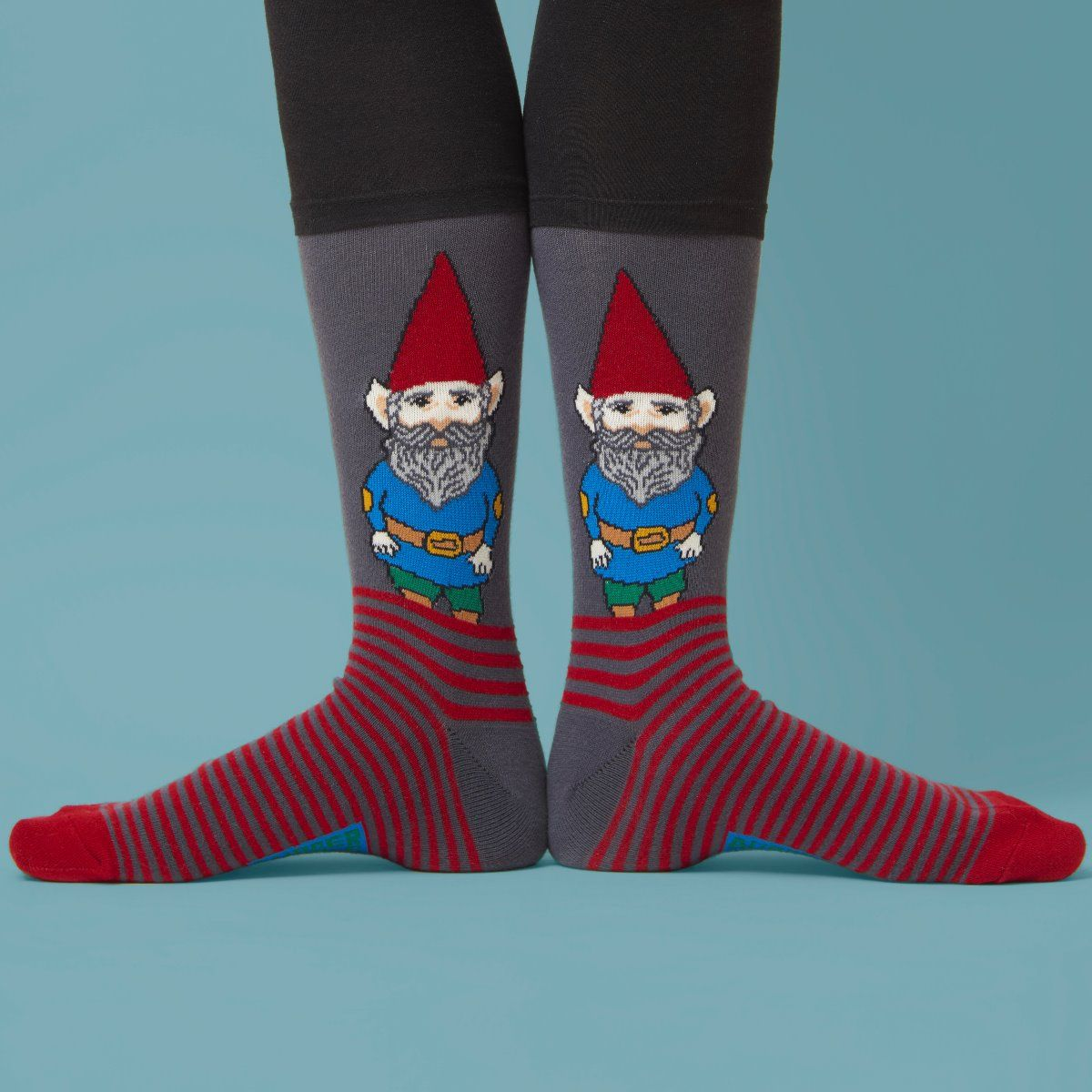 FUNNY SOCKS ELF YOURSELF