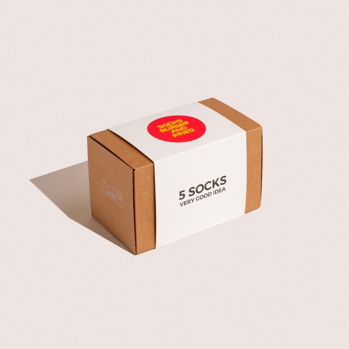 SOCKS BOX 5 AVANA