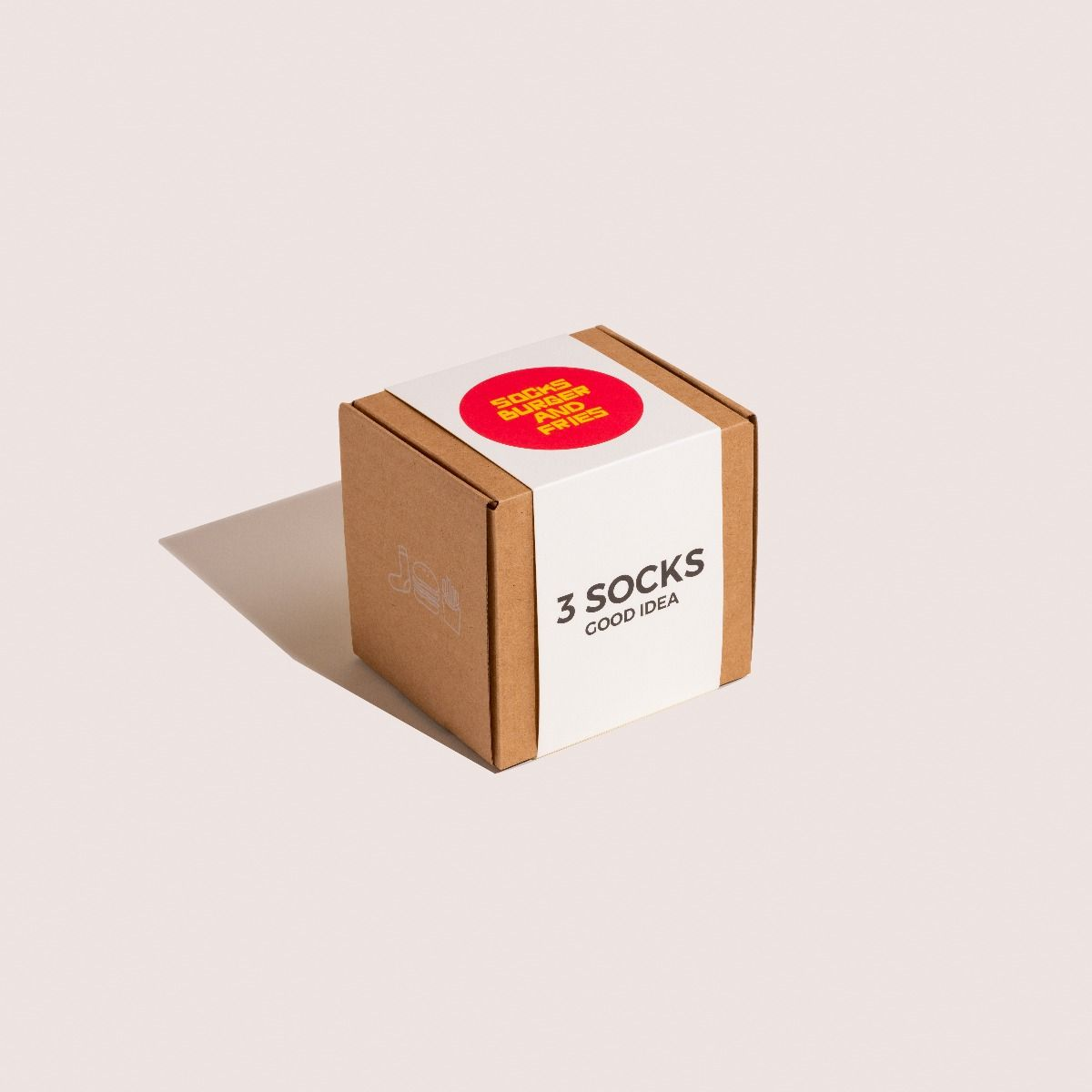 SOCKS BOX 3 AVANA
